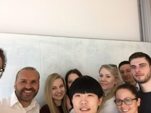 Workshop with international students in Augsburg